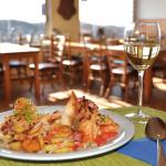 Speisen im Restaurant Sturmeck