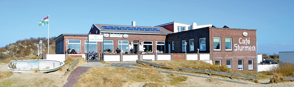 Strandcafe Sturmeck