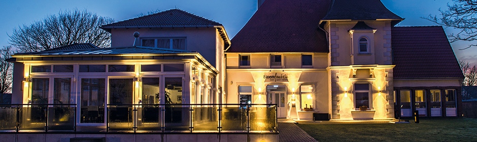 Bloemfontein (im Hotel)