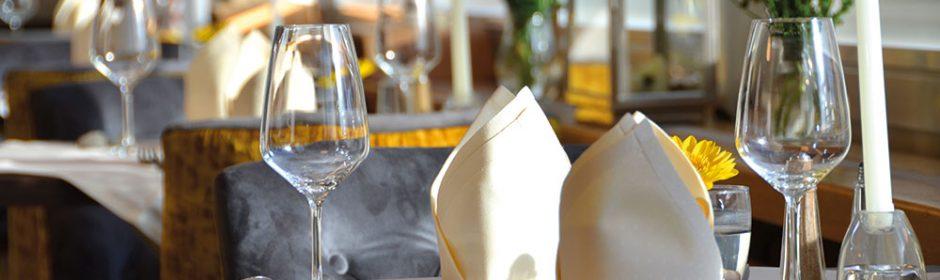 Restaurant im Hotel Miramar